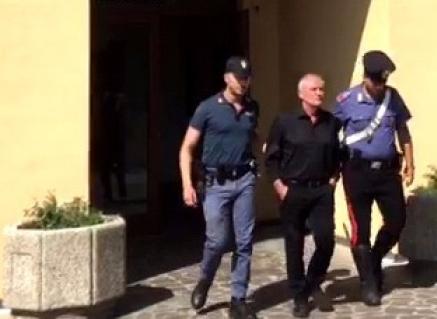 'NDRANGHETA/ Video, arrestato il latitante Giovanni Priolo: l'accusa è omicidio