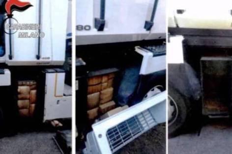 Torino, arrestato un trentenne con un kg di droga in valigia