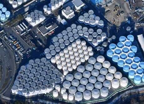 Giappone: acqua radioattiva Fukushima diluita nel Pacifico