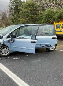 Gravissimo incidente stradale a Paola, morto un uomo di 58 anni