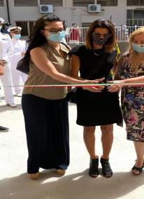Praia a Mare (CS) - Inaugurata la nuova sede dell'Ufficio Locale Marittimo: La Guardia Costiera dotata di nuovi Uffici