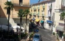Rissa tra giovani in via Margherita, due feriti.