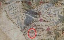 """Ecco dov'è la misteriosa Tempsa romana Interpretazione de' """"Lo Scaffale"""" osservando le """"Carte Aragonesi"""""""